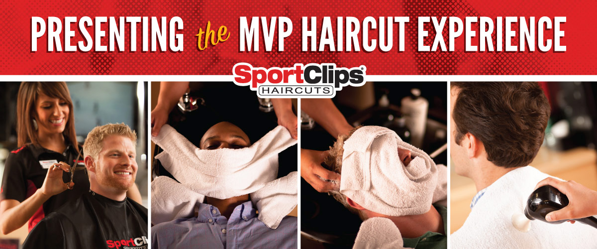 The Sport Clips Haircuts of Cape Coral - Coral Walk MVP Haircut Experience